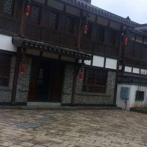 秦人村景区旅游景点攻略图