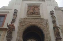 西班牙塞维利亚___圣十字街区