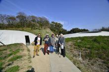 濑户内海艺术祭:丰岛.水滴美术馆外观