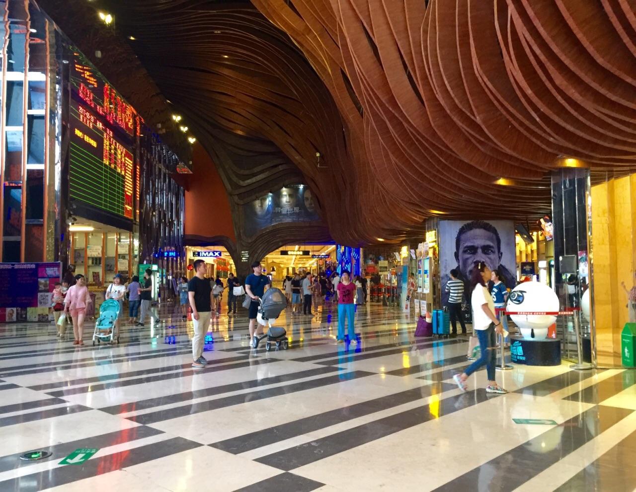 有床的电影院_成都新世纪环球中心攻略,成都新世纪环球中心门票/游玩攻略 ...