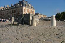 凡尔赛宫外景