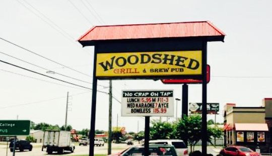 Woodshed Grill and Brew Pub