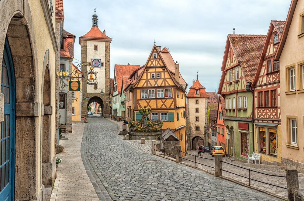 罗滕堡旅游图片