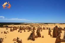 #向往的生活 西澳必去景点--尖峰石阵Pinnacles
