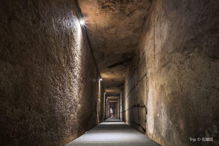 龜山漢墓3