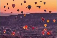 想乘热气球,我只知道土耳其:卡帕多奇亚