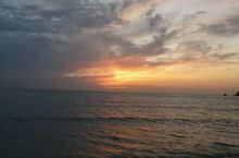 西中岛日落