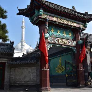 清真大寺旅游景点攻略图