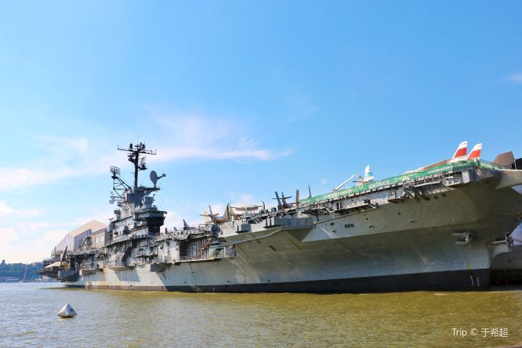 Intrepid Sea, Air & Space Museum1