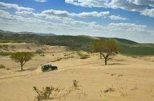 穿越内蒙浑善达克沙漠