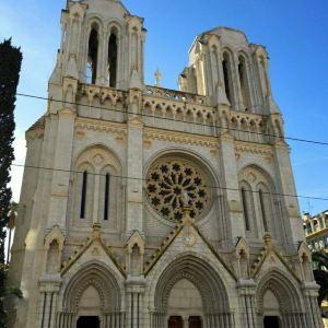 尼斯圣母院旅游景点攻略图