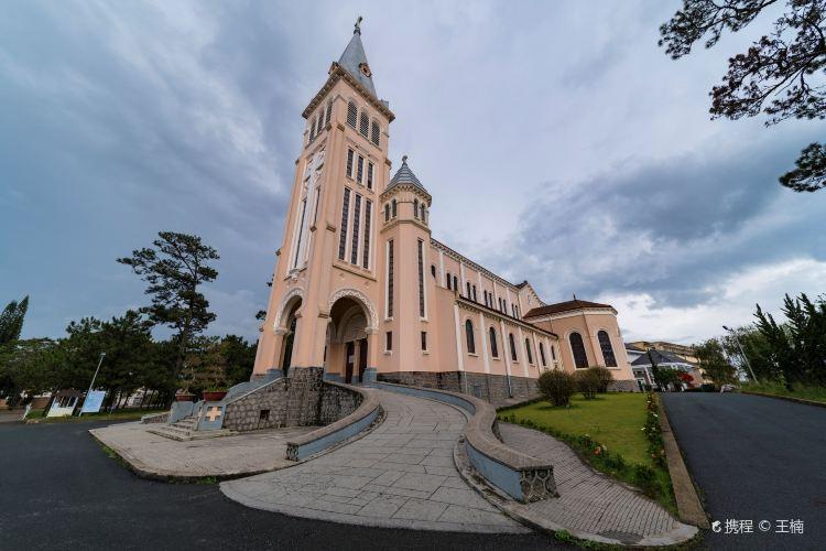 달랏 니콜라스바리 대성당