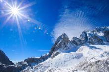 #元旦去哪玩 到了丽江怎能不去玉龙雪山