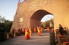 喀什老城开城仪式
