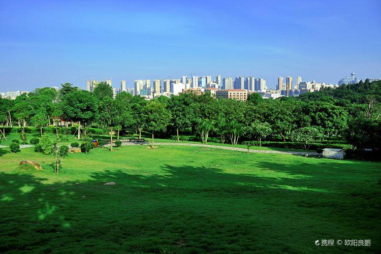 Baxianshan Park1