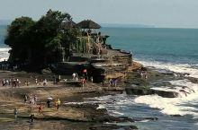巴厘岛之行(11)惊涛拍岸海神庙