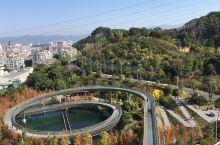 👍🏼奇思妙想的福州地标-空中花园-福道