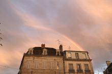 法国,第戎小镇。慢慢的享受。。