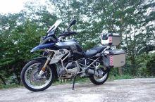 骑着摩托车走遍中国每一个县,请您来一起见证