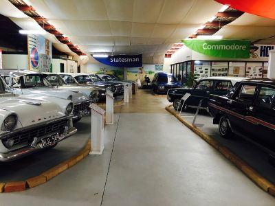 National Holden Motor Museum : Echuca