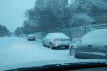 暴风雪肆虐