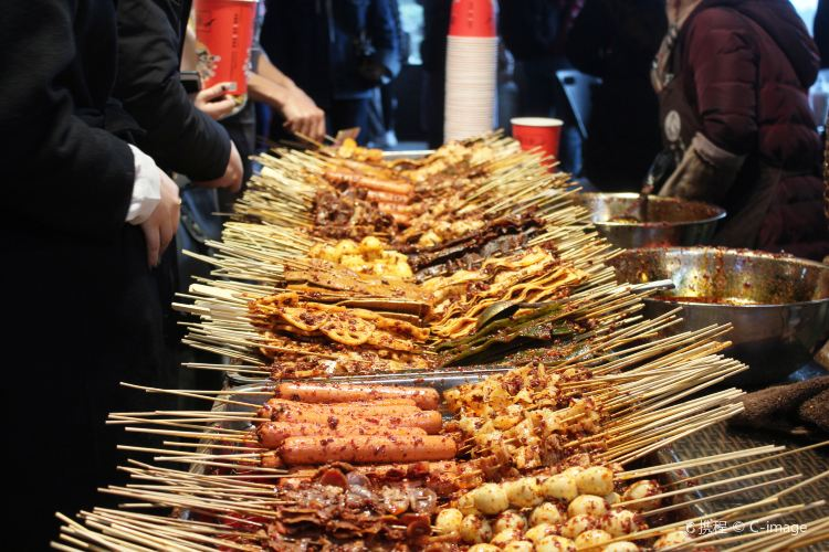 Difang Native Products and Bayuming Snack Street3
