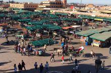 摩洛哥·马拉喀什·不眠广场