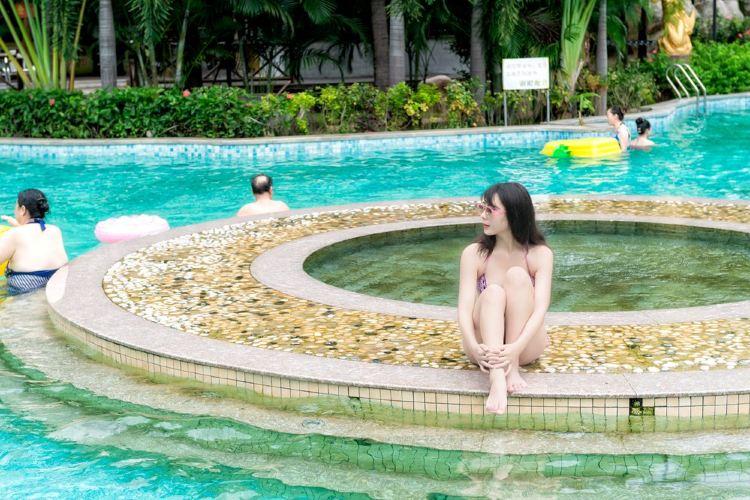 Binlang River Hot Springs4
