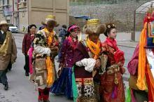 2016.4,四姑娘山之行_丹巴遇到藏族婚庆~