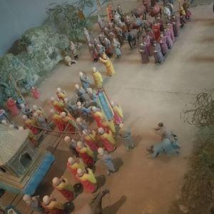 大明宫遗址博物馆旅游景点攻略图