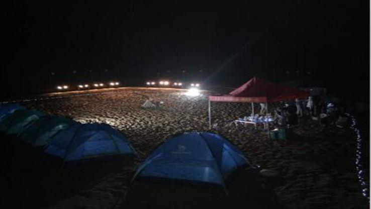 漠客越野營地3