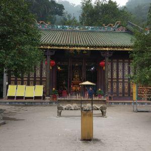 庆云寺旅游景点攻略图