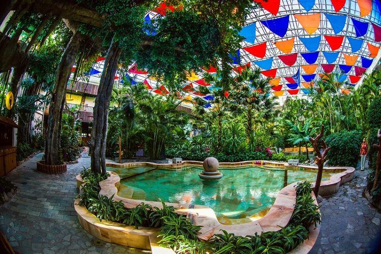 Fengshan Hot Spring Resort3