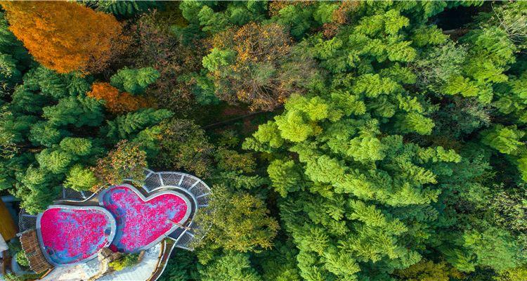 Tianmu Lake Yushui Hot Spring1