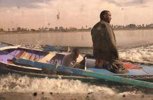 在尼罗河上讨生活的人