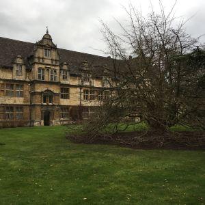 牛津三一学院旅游景点攻略图