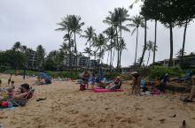 浮潜观鱼的好去处——夏威夷荗宜岛Napili海滩