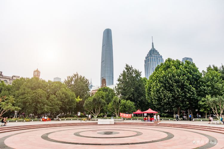 Tianjin Central Park