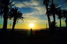 不一样的海滩 圣莫尼卡海滩
