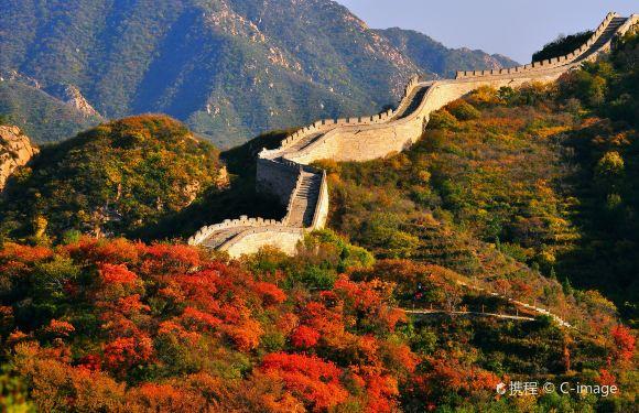 北京八達嶺長城+頤和園+清華大學+鳥巢水立方外景一日遊(可上門接|多時間點)