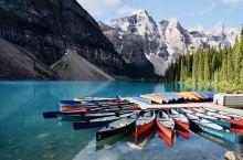 加拿大班夫国家公园从强斯顿峡谷步道到露易丝湖(2018/7)