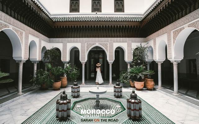 摩洛哥,盛放一场不切实际的白日梦