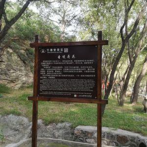 万佛堂石窟旅游景点攻略图