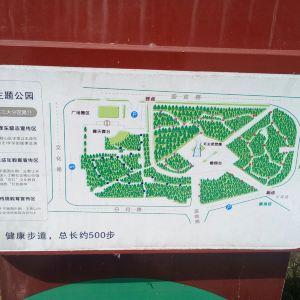 毛泽东同志青年塑像公园旅游景点攻略图