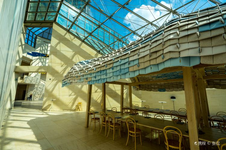 盧森堡大公現代藝術博物館3