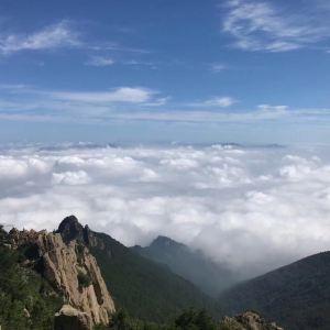 雾灵山旅游景点攻略图