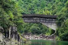 去浙闽廊桥之乡,看世界最美廊桥
