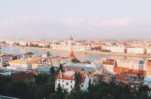 布达佩斯的黄昏🌆