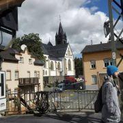 科布伦茨 赫茨耶稣教堂旅游景点攻略图