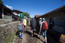 印尼龙目岛徒步